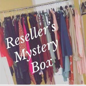 Zara & Trending BRANDS Boho Mystery Box 5-6 ITEMS